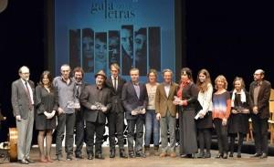 Lorenzo Olivan recibe Premio de las Letras Sder