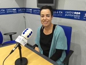 María Gómez jugadora Balonmano en PR