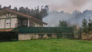 Nuevo Incendio Vegetación Mioño (3)