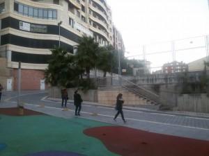 Nuevo vallado Colegio Arturo Dúo (2)