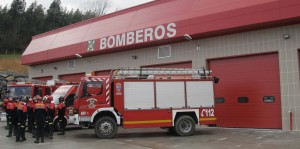 BOMBEROS DE CASTRO URDIALES