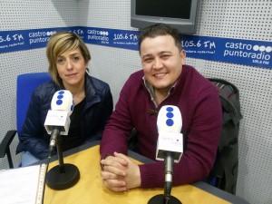 José Luis López y Marta Fraile (1ª Entrevista 25.02.16)