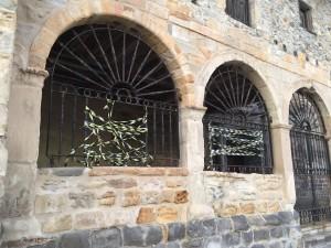 Rejas no repuestas Santa María