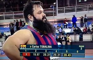 Tobalina mejor marca en Mitin Madrid
