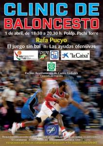 Clinic Baloncesto benéfico Una+Uno CastroBasket