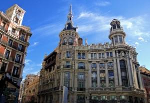Edificio Tomás Allende Pza. Canalejas Madrid L.Rucabado