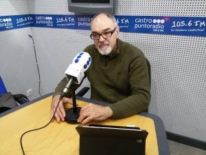 Juantxu Bazan en PR. Reparto de trabajo