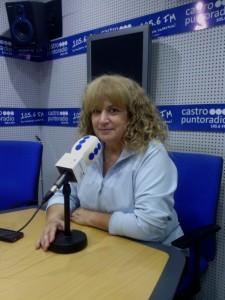 Asoc. Víctimas de Accidentes en Cantabria-Maribel Fdez Mata