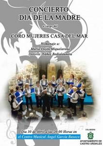 Concierto Dia Madre Coro Mujerez Casa Mar