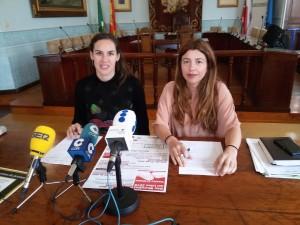 Elena Garcia y Patricia Camino RP Dia del Libro