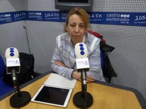 Irene Cubero habla visita a Bielorrusia