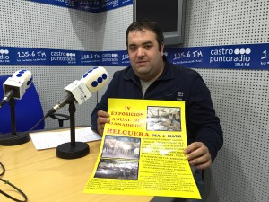 Oscar Ricondo en PR Feria Ganado