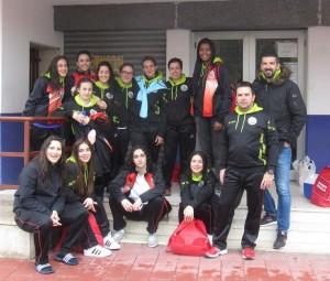 BM Los Chelines senior tras Valladolid