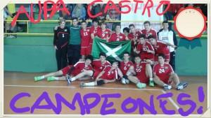 Cadetes EM BM Campeones Copa Cantabria (1)