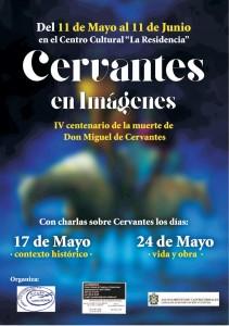 Expo Cervantes Amigos de la Pintura. Cartel