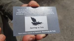 Naomhóig na Tinte Camino de Santiago (5)