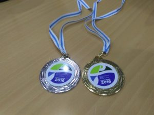 Ana Gonzalez Campeona Europa K2. Medallas