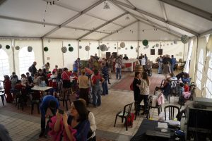 Carpa Feria de Primavera Casa Andalucia 2015