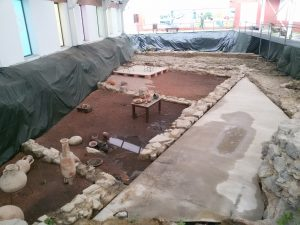 Inundación Centro Interpretación Flaviobriga (4)