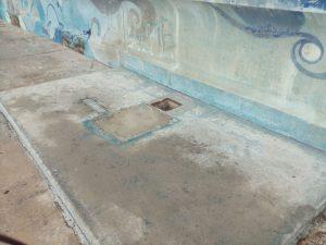 Muelle Don Luis sin duchas 15-junio (1)