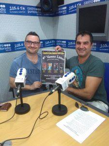Alberto Núñez y Jesus Mª Zaballa en PR