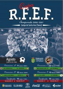 Cartel definitivo Sorteo Copa RFEF