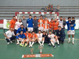 FS Sámano Subcampeón Copa Futsal