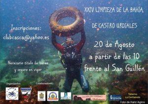Limpieza Bahía Casca 20-Ag