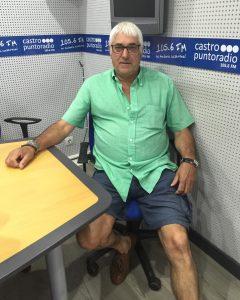 Luis Ángel Tobalina en PR (dia de los JJOO)