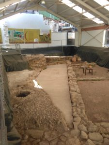 Ruinas Flaviobriga con Victor Aguirre (2)