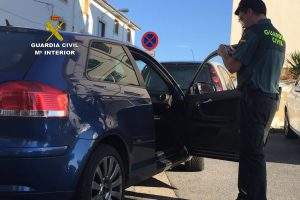 Detenido robos vehículos Sonabia, Oriñón e Islares (1)