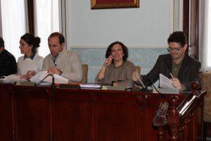 PP con Aitzol en Pleno