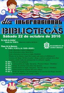 Día Biblioteca 2016