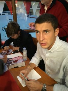 De Marcos y Garazi Murua firman en Lazur (4)