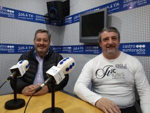 Jose Elvira y Javier Arcocha en PR