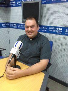 Antonio Arribas párroco pueblos