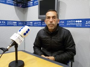 Javi L. Orruela en PR Charla SEO IES Argenta
