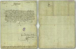 Carta Reyes Católicos a Cabildo Santa María 1494