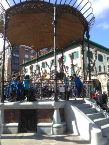 Inauguración Kiosco La Barrera (3)