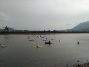 Kayak gana Trofeo San José El Astillero (2)