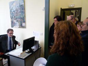 Trabajadoras Residencia en despacho Interventor (1)