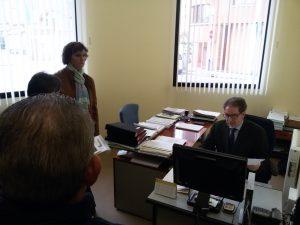 Trabajadoras Residencia en despacho Interventor (2)
