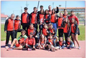 At. Castro en 5ª Liga Cántabra de clubes (1)