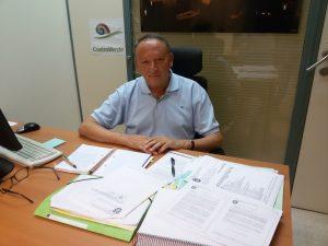 Ignacio Garmendia concejal de Personal