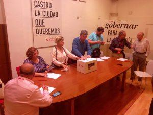 Escrutinio Primarias PSOE Castro_1